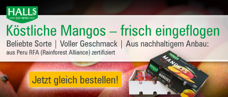 HALLs Mangos
