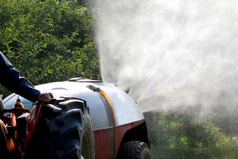 Pestizide Quelle: shutterstock.com
