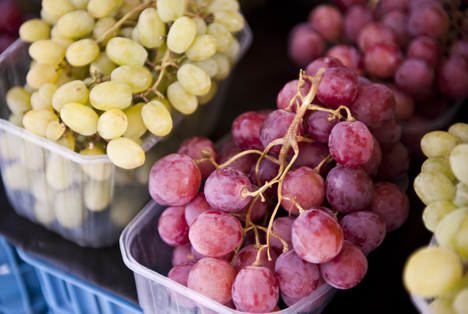 Bildquelle: Shutterstock.com Trauben