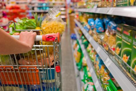 Einzelhandel in Europa: Langsames reales Wachstum