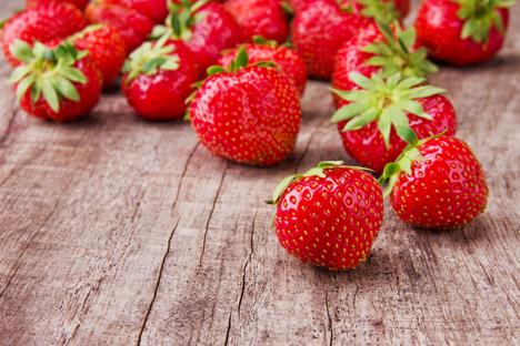 Bildquelle: Shutterstock. Erdbeeren