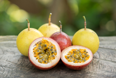 Bildquelle: Shutterstock.com Passionfruit Maracuja