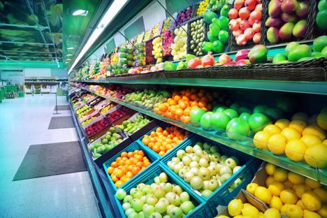 Bildquelle: Shutterstock. Supermarkt