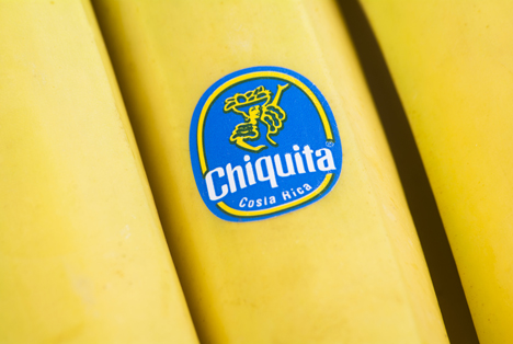 Quelle: Twin Design / Shutterstock.com Bananen Chiquita Brands International