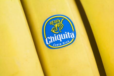 Quelle: Twin Design / Shutterstock.com Bananen Chiquita Brands International