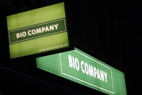 Quelle: 360b / Shutterstock.com Bio Company logo