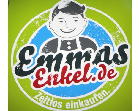 Quelle: 360b / Shutterstock.com  Emmas Enkel Berlin Logo