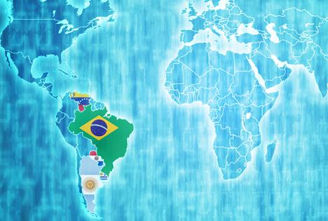 Bildquelle: Shutterstock.com EU Mercosur Laenden