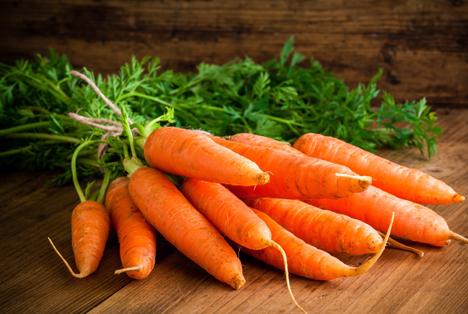 Bildquelle: Shutterstock. Karotten