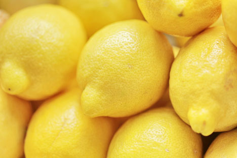 Bildquelle: Shutterstock.com Zitrone