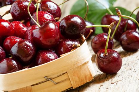 Bildquelle: Shutterstock.com Kirschen