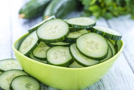 Bildquelle: Shutterstock.com Gurken