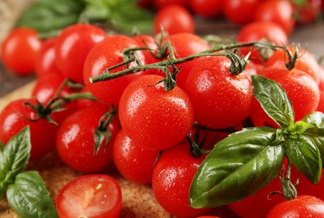 Bildquelle: Shutterstock.com Cherry-Tomaten