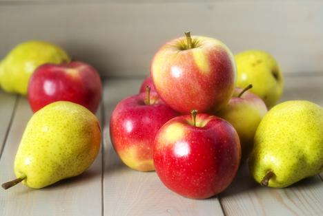 Bildquelle: Shutterstock. Apfel Birne