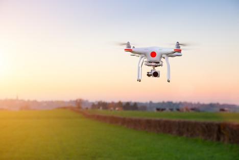 Bildquelle: Shutterstock.com Technologie Drohne