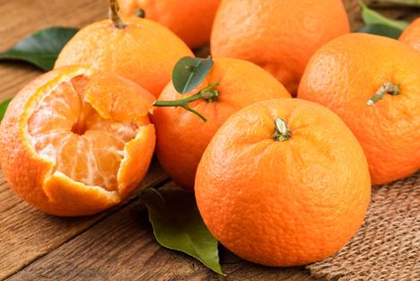 Bildquelle: Shutterstock.com Mandarinen