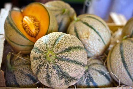 Bildquelle: Shutterstock.com Melonen