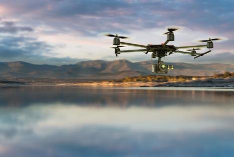 Bildquelle: Shutterstock.com Drohnen