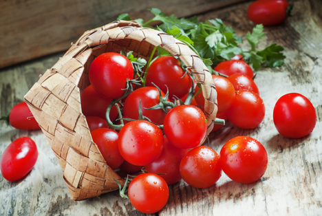 Bildquelle: Shutterstock.com Cherry Tomaten