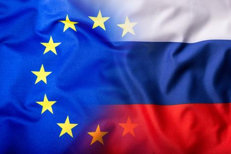 Bildquelle: Shutterstock.com Russland EU