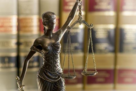 Bildquelle: Shutterstock. Das Gesetz