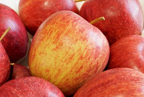 Apfelimporte aus Übersee gewannen merklich an Relevanz