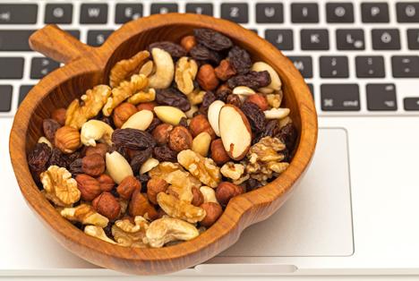 Bildquelle: Shutterstock.com Nusskernmischungen, Nuesse