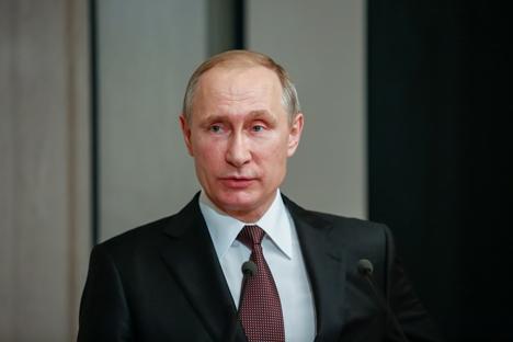 Quelle: Ververidis Vasilis / Shutterstock.com President Vladimir Putin