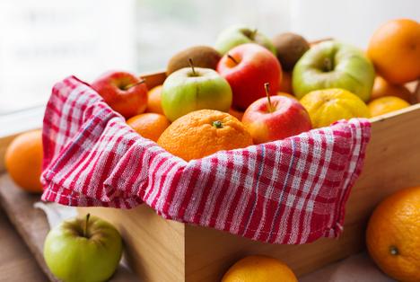 Bildquelle: Shutterstock.com Obst