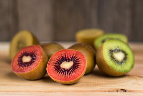 Bildquelle: Shutterstock.com kiwi rot gruen