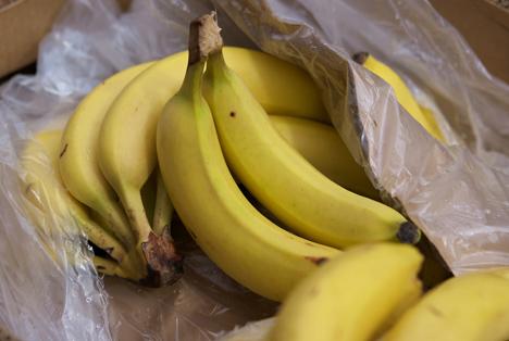 Bildquelle: Shutterstock. Bananen