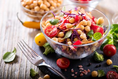 Bildquelle: Shutterstock.com Vegan food