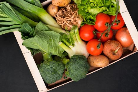 Bildquelle: Shutterstock.com Obst, Gemüse und Kartoffeln