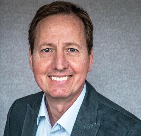 Andreas Jiménez, designierter Geschäftsleiter Max Havelaar-Stiftung (Schweiz). (zvg)