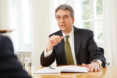 Andreas Mundt Präsident des Bundeskartellamtes © Bundeskartellamt