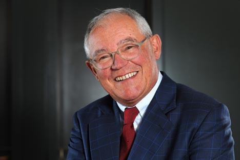 BGA-Präsident Anton F. Börner