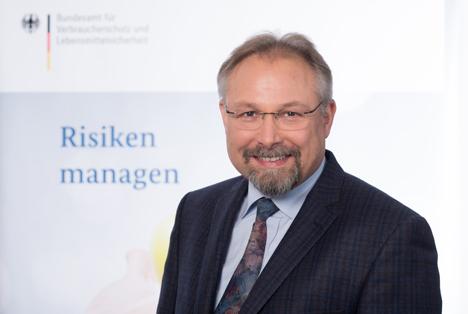 Dr. Gerd Fricke, Vizepräsident des BVL. Foto © Claudius Pflug