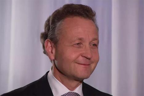 Prof. Klaus Josef Lutz. Foto © Baywa AG
