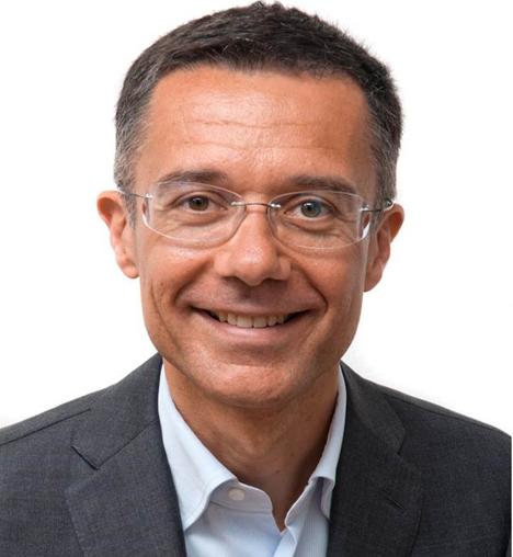 Fabrice Renaudeau, Geschäftsführer Business Unit Long Life. Foto Bonduelle