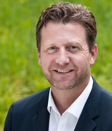 Moritz Lehmkuhl, Gründer und Geschäftsführer von ClimatePartner. Foto © ClimatePartner
