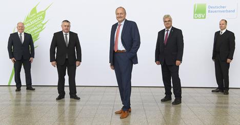 DBV Mitgliederversammlung 2020. Foto © Barbara Neumann