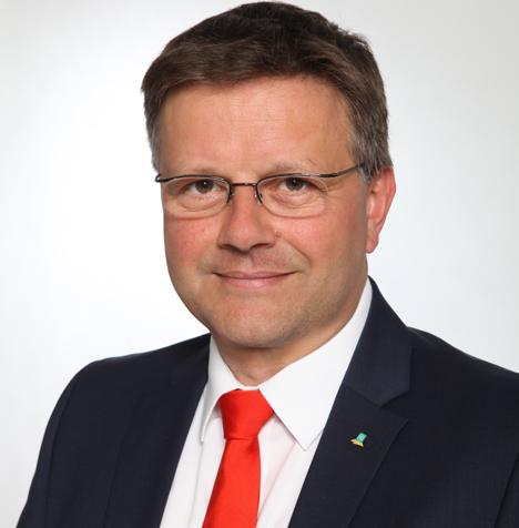 Stefan Zwoll, Leiter des DLG-Büros Berlin. Quelle: DLG