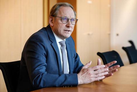 DRV-Präsident Franz-Josef Holzenkamp. Foto © DRV