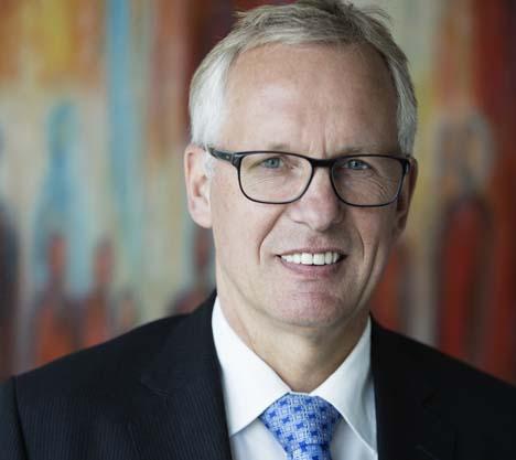 DRV-Generalsekretär Dr. Henning Ehlers . Quelle obs/Deutscher Raiffeisenverband/DRV