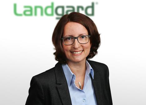 Dr. Svea Pacyna-Schürheck in Geschäftsführung. Foto © Landgard