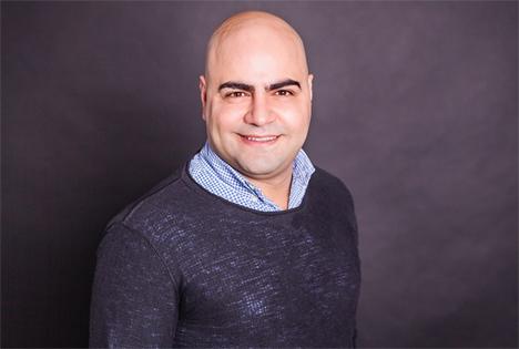 Ahmet Aktas, Geschäftsführer Euroberry Marketing Deutschland