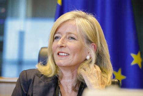 European Ombudsman Emily O'Reilly. Foto © European Union