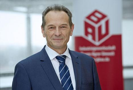 Harald Schaum. Foto © IG BAU, Alexander Paul Englert