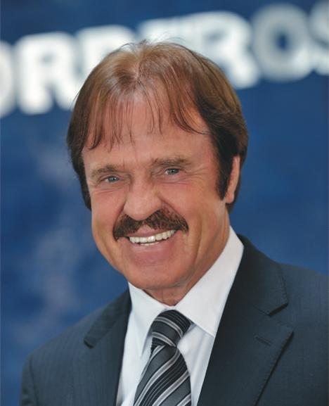 Horst Bartels, Unternehmenschef der NORDFROST.