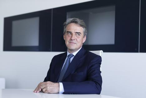 Alexandre de Juniac, Director General and CEO. Foto © IATA